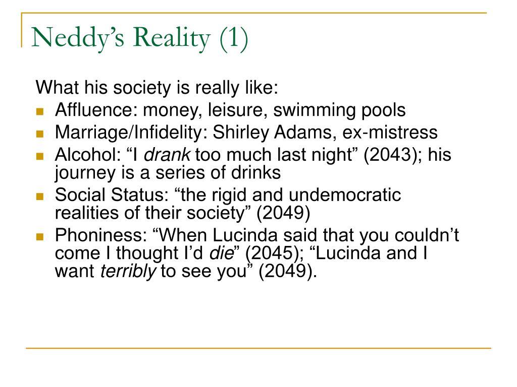 Neddy's Reality (1)