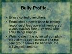 bully profile26