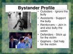 bystander profile