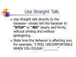 use straight talk