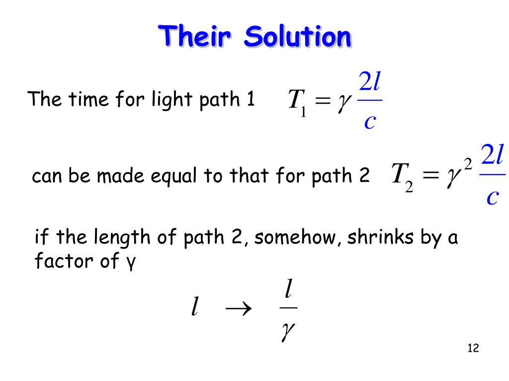 Their Solution