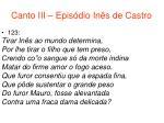 canto iii epis dio in s de castro61