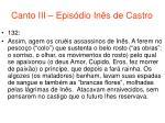 canto iii epis dio in s de castro75