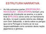 estrutura narrativa23