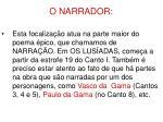 o narrador26