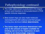 pathophysiology continued6