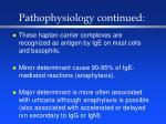 pathophysiology continued7