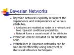bayesian networks