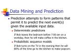 data mining and prediction5