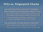 fccs vs fingerprint checks16