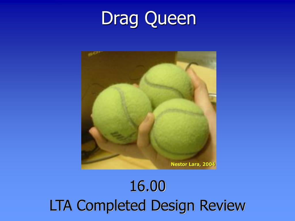 drag queen l.
