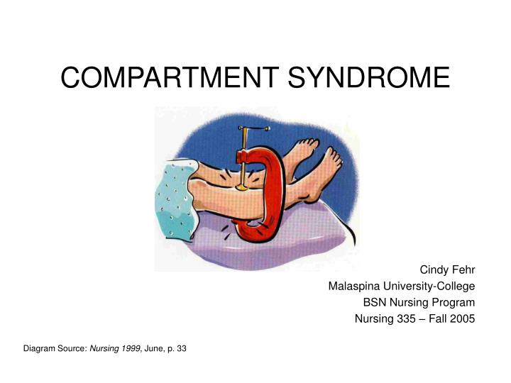 PPT  COMPARTMENT SYNDROME PowerPoint Presentation  ID 345555