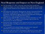 noel response and impact on new england10