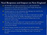 noel response and impact on new england12