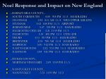 noel response and impact on new england17