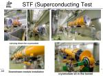 stf superconducting test facility