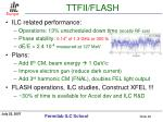 ttfii flash