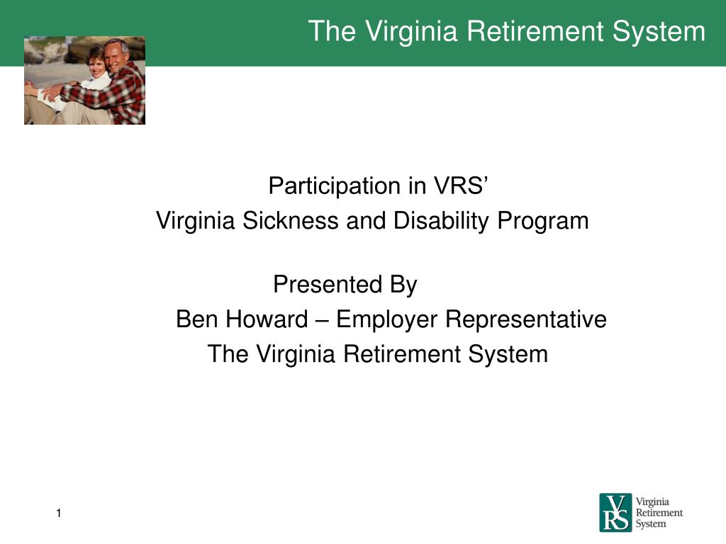 the virginia retirement system l.