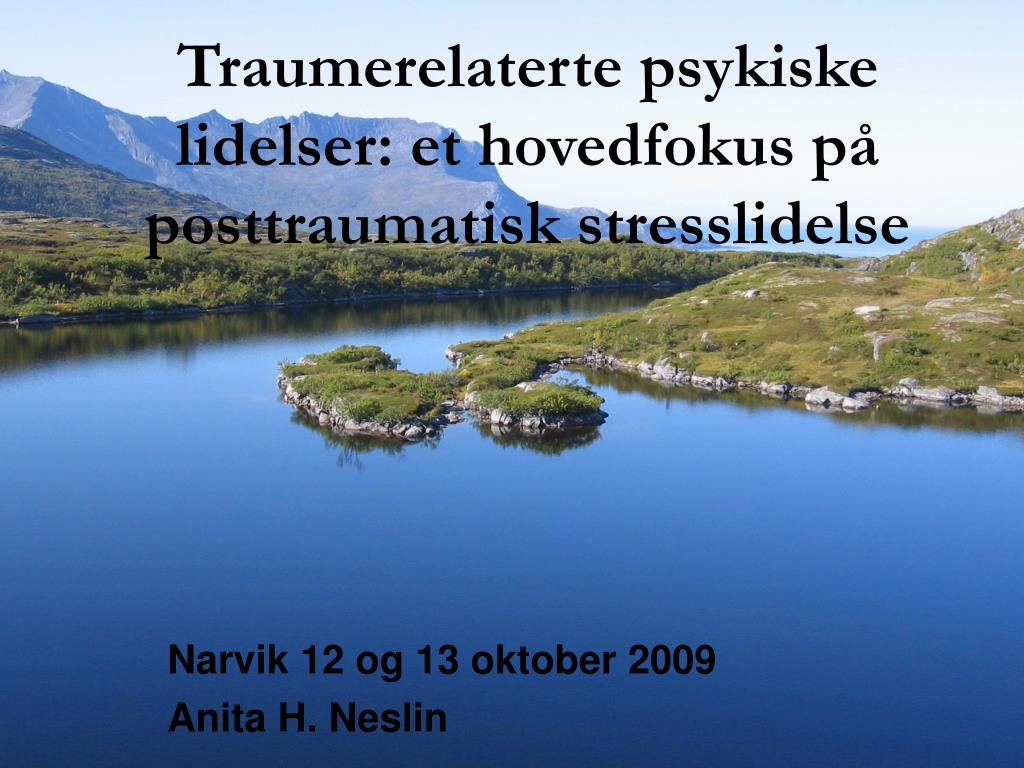 narvik 12 og 13 oktober 2009 anita h neslin l.
