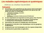 les maladies septic miques et syst miques15