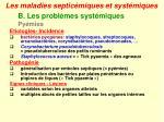 les maladies septic miques et syst miques20