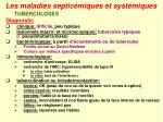 les maladies septic miques et syst miques34