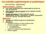 les maladies septic miques et syst miques47