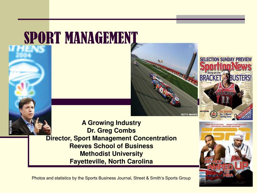 sport management l.