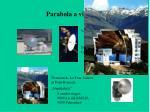 parabola a vil gban