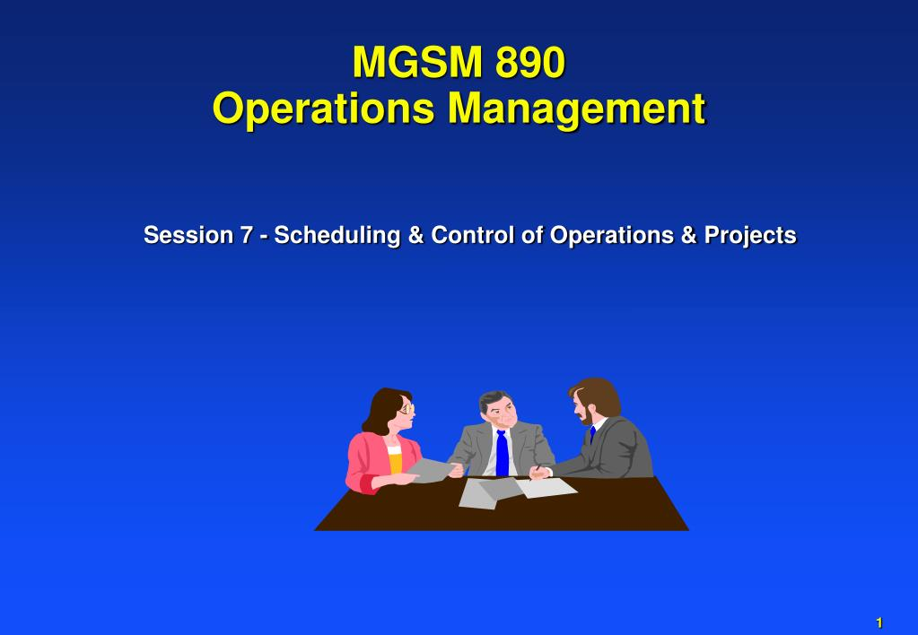 mgsm 890 operations management l.