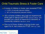 child traumatic stress foster care14