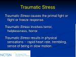 traumatic stress34