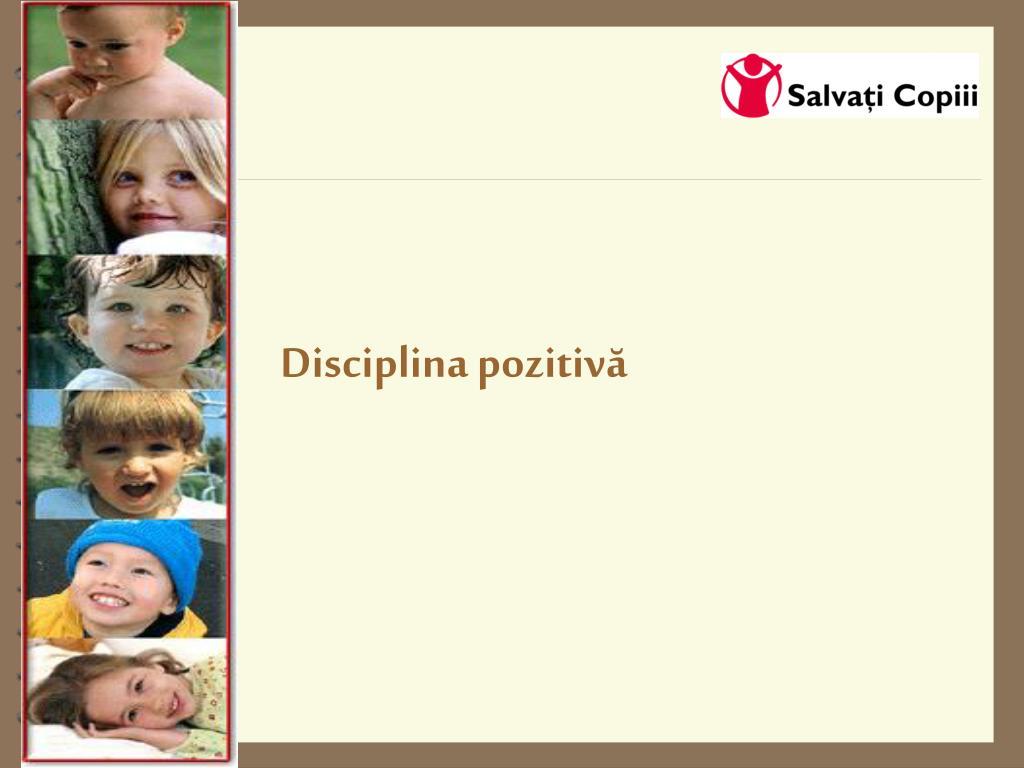 disciplina pozitiv l.