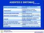 agentes e sintomas16