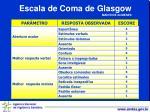 escala de coma de glasgow maior de 24 meses