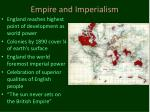 empire and imperialism