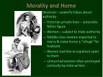 morality and home14