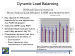 dynamic load balancing1