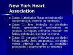 new york heart association