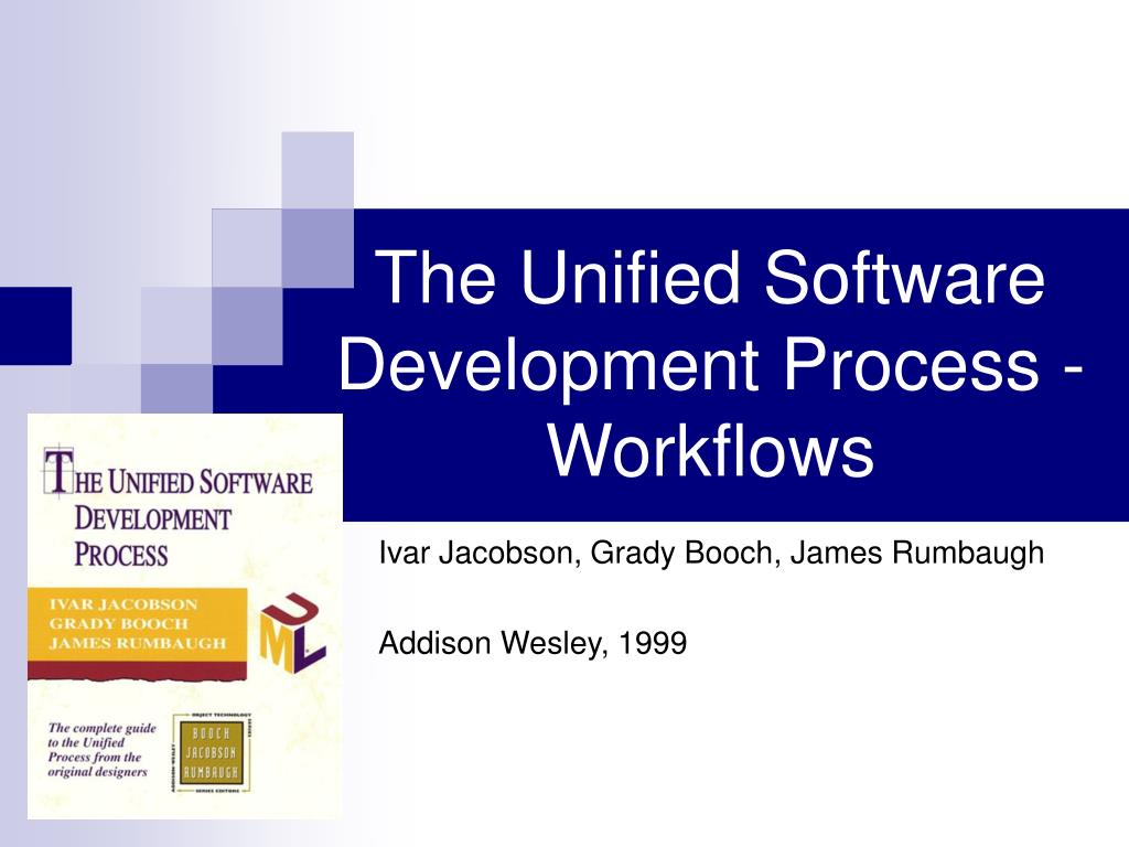 the unified software development process workflows l.