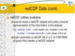 netcdf data cont1