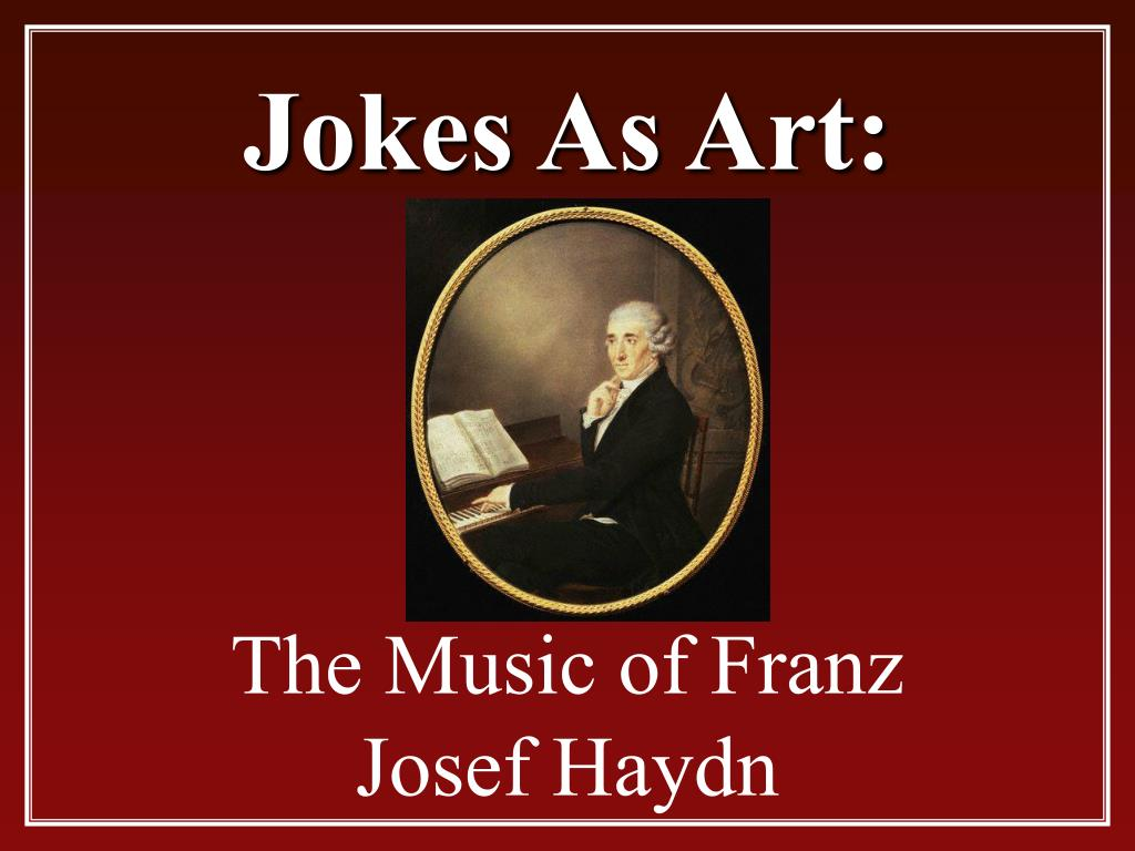 jokes as art l.