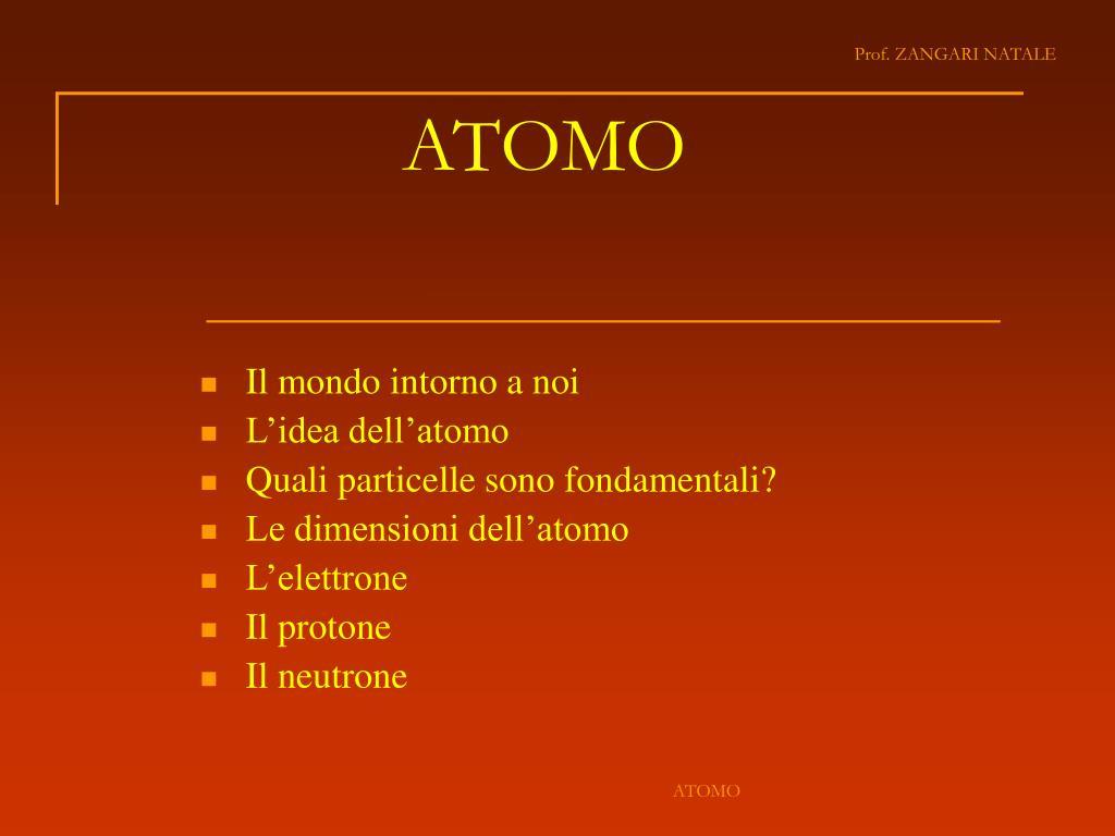 atomo l.