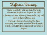hoffman s discovery