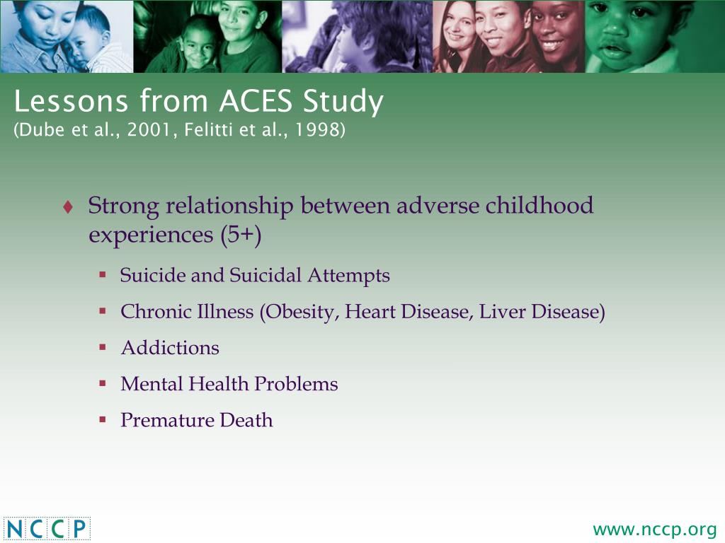 Lessons from ACES Study