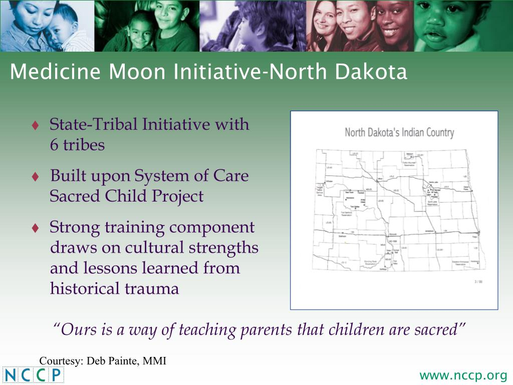 Medicine Moon Initiative-North Dakota