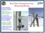 real time transmission line monitoring rating