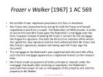 frazer v walker 1967 1 ac 569
