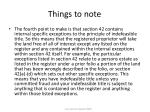 things to note22