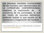 exploraci n de la conciencia humana60